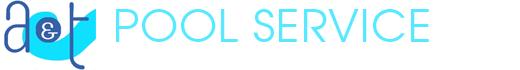 AT Pool Service West Palm Beach Logo